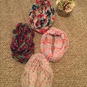 Accessorizing Scarves